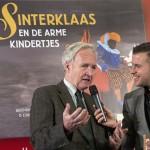 Jan Terlouw sinterklaasboek 2012 (foto ANP)