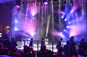 LED expositie Pro Light & Sound Frankfurter Messe