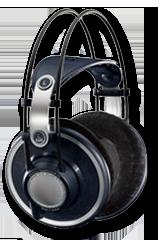 Koptelefoon DJ