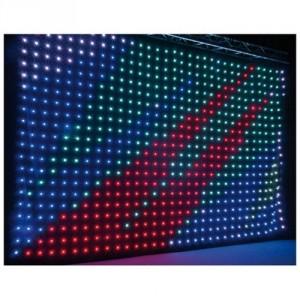 Showtec Pixel Sky Pro II, P1875 LED gordijn