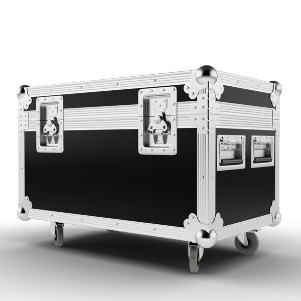 Flightcase zelfbouw voorbeeld