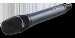 Draadloze microfoon UHF frequentie