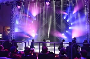 LED expositie Pro Light & Sound Frankfurter Messe