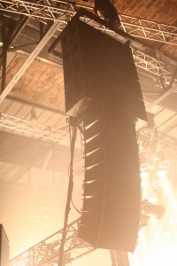 Line Array Systeem